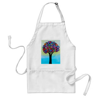 BLOOMING TREE STANDARD APRON