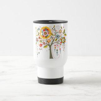 Blooming Tree Travel Mug