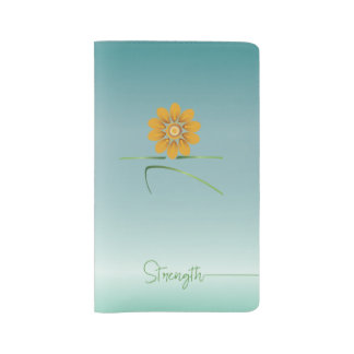 blooming warrior II medium journal __ strength