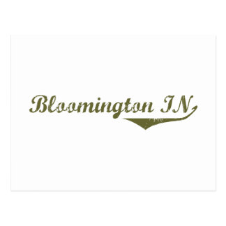 Bloomington Revolution tee shirts Postcard