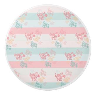 Blossom Ceramic Knob