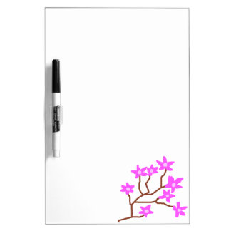 Blossom Dreams Dry Erase Board