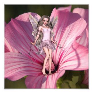 Blossom Fairy Photo Print