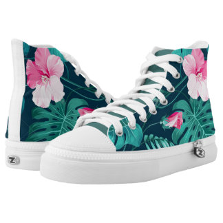 Blossom High Top Shoes