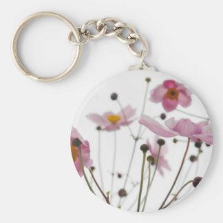 blossom keychain