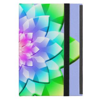 Blossom Mandala Cover For iPad Mini