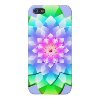 Blossom Mandala iPhone 5/5S Cases