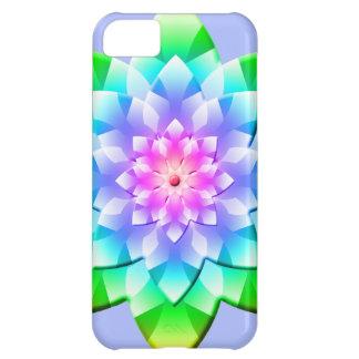 Blossom Mandala iPhone 5C Cover