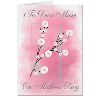 BLOSSOM MOTHERS DAY CARD