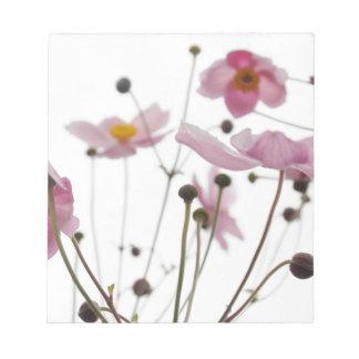 blossom notepad