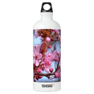 Blossom of Cherry Water Bottle