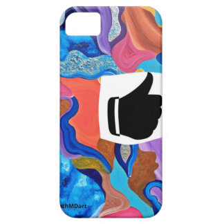 Blossom Thumbs Up Case For The iPhone 5