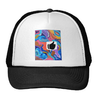 Blossom Thumbs Up Trucker Hat
