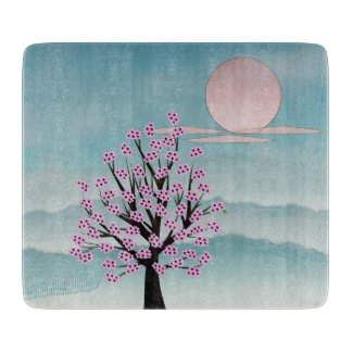 Blossom Tree Cutting Board