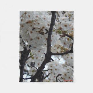 Blossom Tree Fleece Blanket