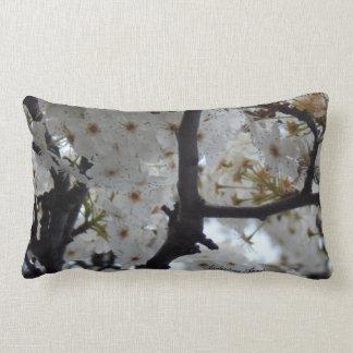 Blossom Tree Lumbar Lumbar Pillow
