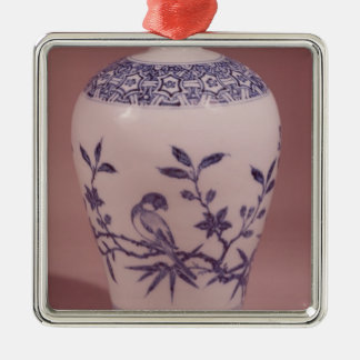 Blossom vase, Ming dynasty Metal Ornament