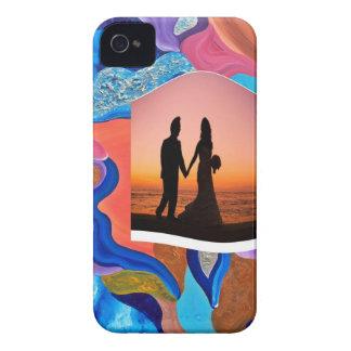 Blossom Wedding Case-Mate iPhone 4 Case