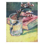 Blossoming Almond Branch by Vincent van Gogh Print