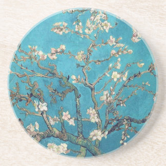 Blossoming Almond Tree by Van Gogh Beverage Coaster
