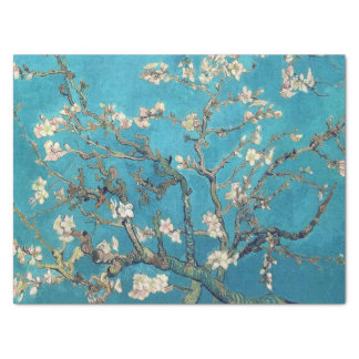 Blossoming Almond Tree by Van Gogh Tissue Paper