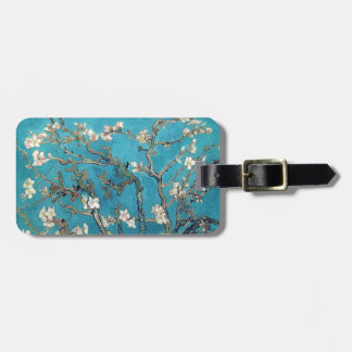 Blossoming Almond Tree by Vincent van Gogh Luggage Tag