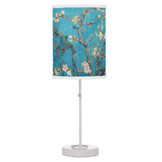 Blossoming Almond Tree by Vincent van Gogh Table Lamp