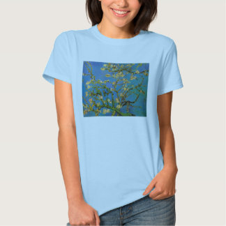 Blossoming Almond Tree by Vincent van Gogh Tee Shirts