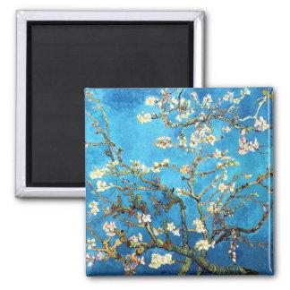 Blossoming Almond Tree Van Gogh Fine Art Magnet