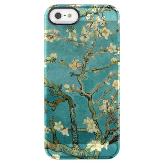Blossoming Almond Tree Vintage Floral Van Gogh Clear iPhone SE/5/5s Case