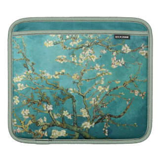 Blossoming Almond Tree Vintage Floral Van Gogh iPad Sleeves