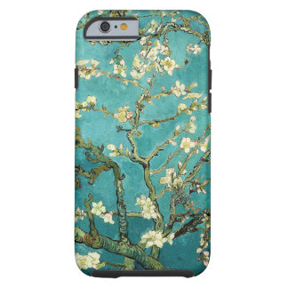Blossoming Almond Tree Vintage Floral Van Gogh Tough iPhone 6 Case