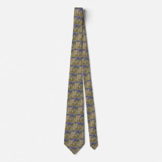 Blossoming Chestnut Branches by Vincent van Gogh Tie