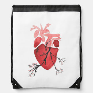 Blossoming Heart Backpack