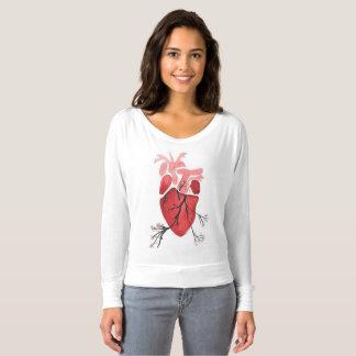 Blossoming Heart Shirt