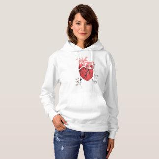 Blossoming Heart Sweatshirt