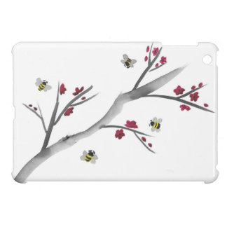 Blossoms and Bees Cover For The iPad Mini