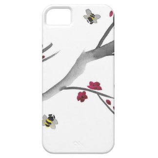 Blossoms and Bees iPhone 5 Case