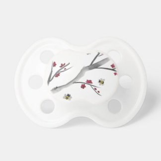 Blossoms and Bees Pacifier