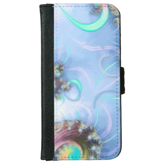 Blossoms and Breeze iPhone 6 Wallet Case