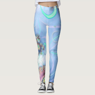 Blossoms and Breeze Leggings