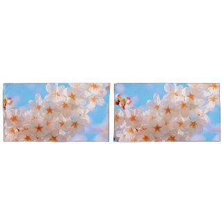 Blossoms Cherry Art Welcome Home Destiny Destiny'S Pillowcase
