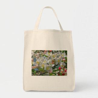 Blossoms & Honey Bee Bag