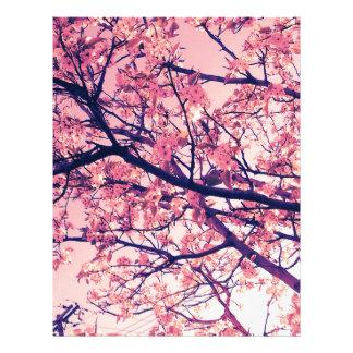 Blossoms Letterhead