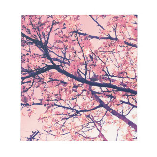 Blossoms Notepad