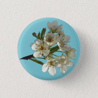Blossoms of Rebirth 1 Inch Round Button