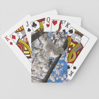 Blossoms Playing Cards