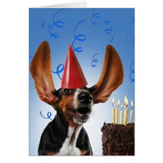 Blow Dog Card