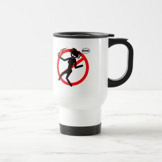 Blow-dryer hazard Mousepads and Mugs