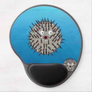 Blow Fish Gel Mousepad